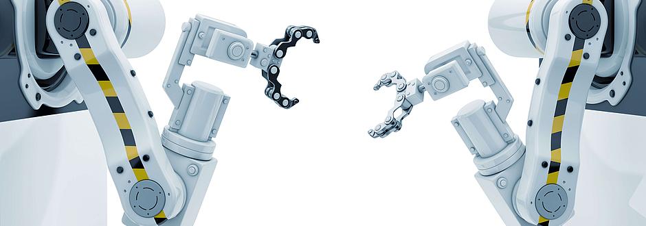 Handling-Automation Branche R+W Kupplungen